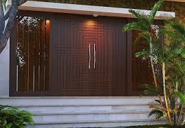 Percantik Rumah Anda dengan Pintu Minimalis Mewah