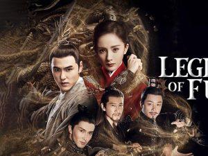 3 Rekomendasi Film Serial Silat Mandarin yang Bagus